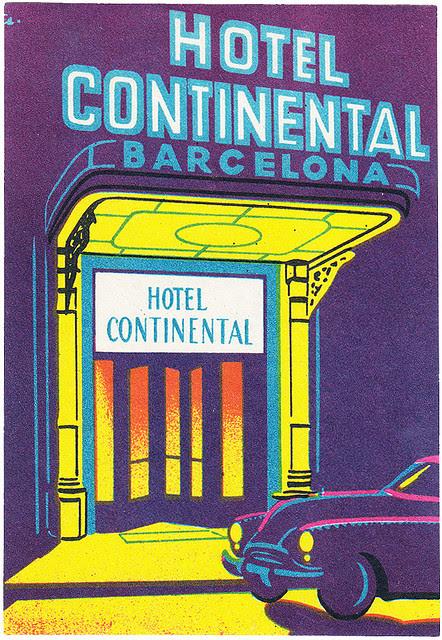 Hotel Continental - Barcelona