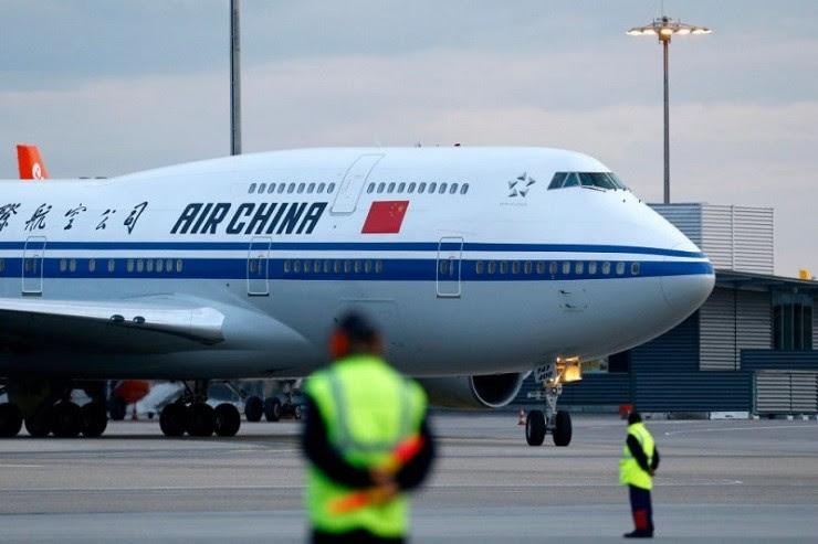 Картинки по запросу фото самолёт Air China
