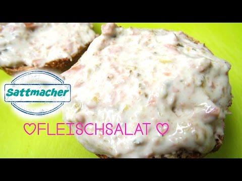 Mitchie's Sattmacher Fleischsalat Aufstrich