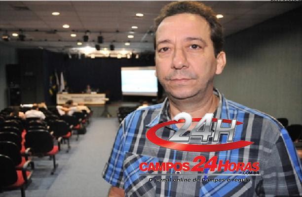 Paulo Dias, diretor de Projetos Viários do Instituto Municipal de Trânsito e Transporte (IMTT), Paulo Dias
