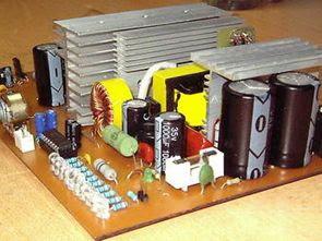 TDA1562Q 2X55W Dự án Anfi Smps Feed