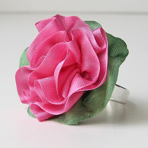 Flower ring