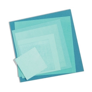 Sizzix Framelits SQUARES Wafer Thin Die Set 657565