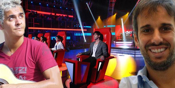 Productor de La voz Argentina retó a participante por ir a Soñando por Cantar
