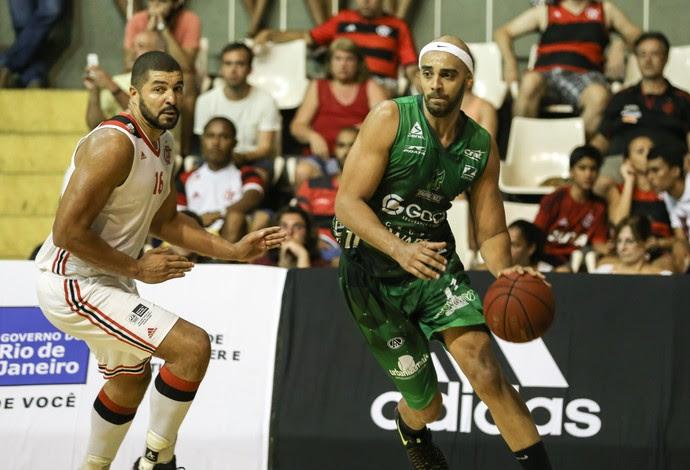 Flamengo x Bauru basquete NBB (Foto: Divulgação/Bauru)
