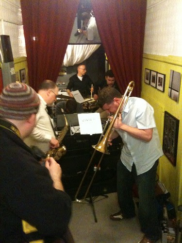 Live Jazz at The Hallway JP