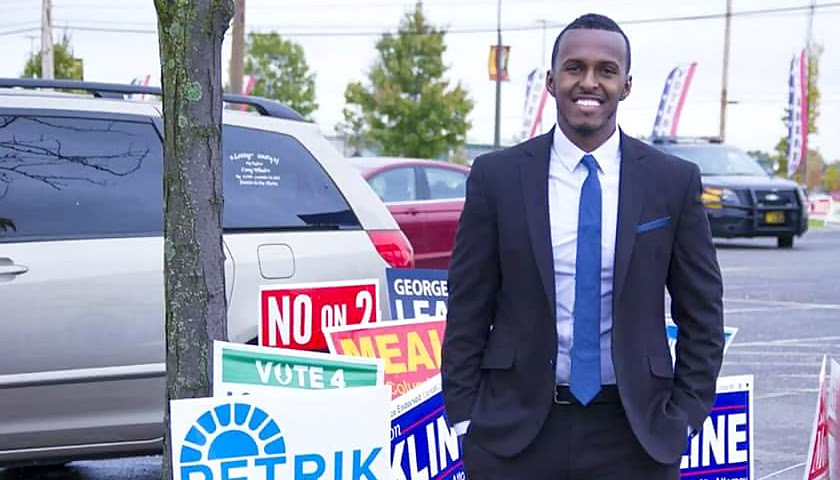 Image result for Somali Immigrant Running for Ohio House of Representatives