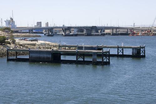 A walk around the Port