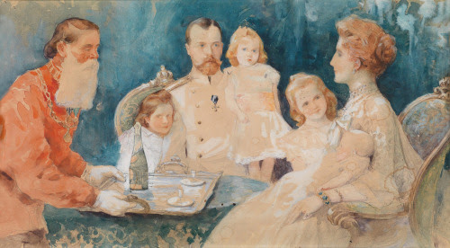 The Imperial Family of Russia, 1902