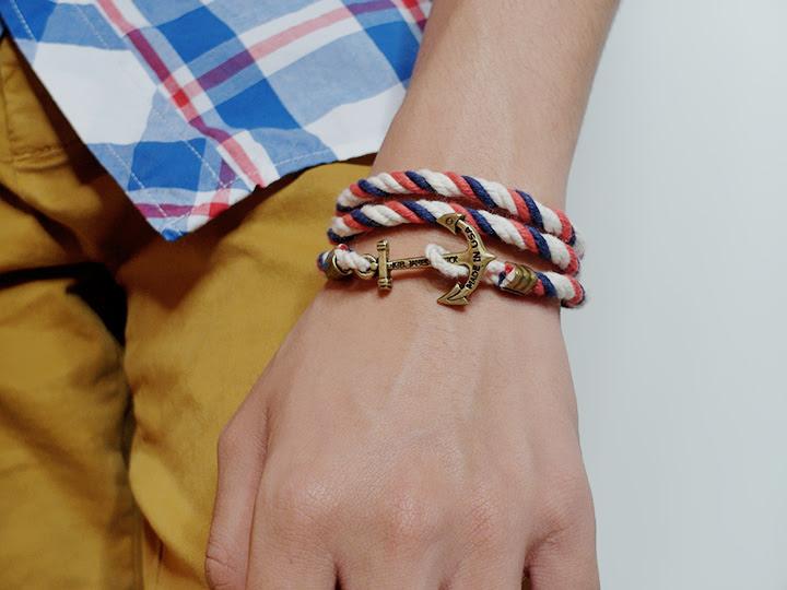 Kiel James Patrick - Anchor Bracelets 2