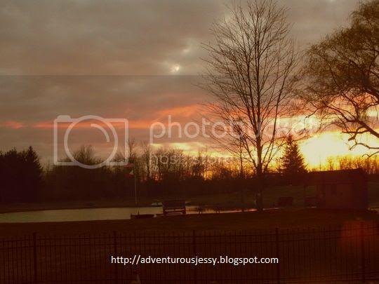 photo sunsetbyourpond_zps2562df7b.jpg