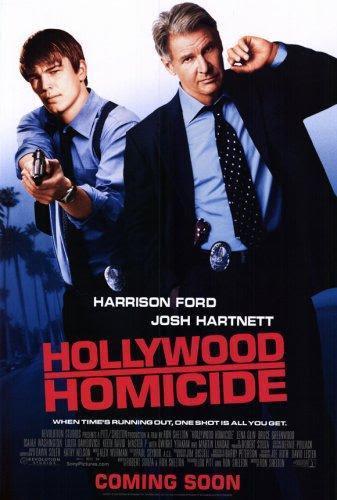 póster de la película Hollywood: departamento de homicidios