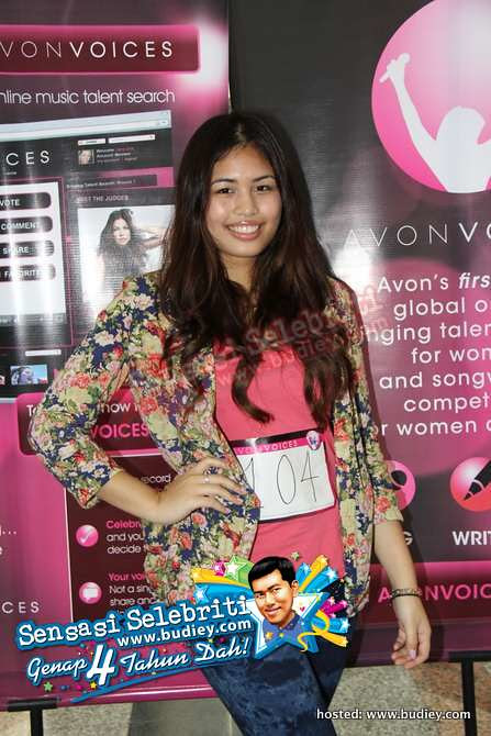 Amanda Avon Voices