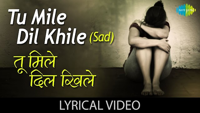 Tu Mile Dil Khile Lyrics in Hindi - Kumar Sanu, Alka Yagnik