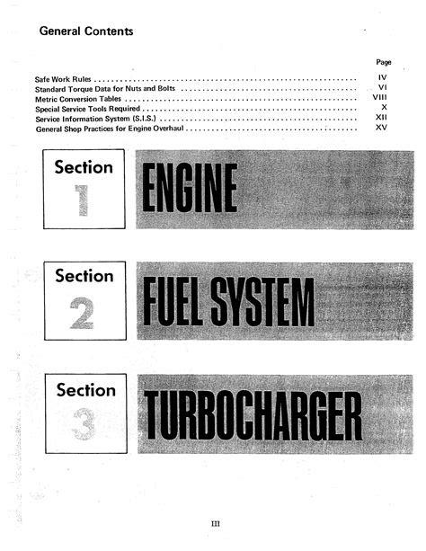 Ih D239 Engine Service Manual