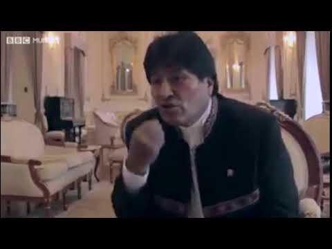 Se viraliza el 'no quiero, pero no puedo decepcionar a mi pueblo' de Evo Morales