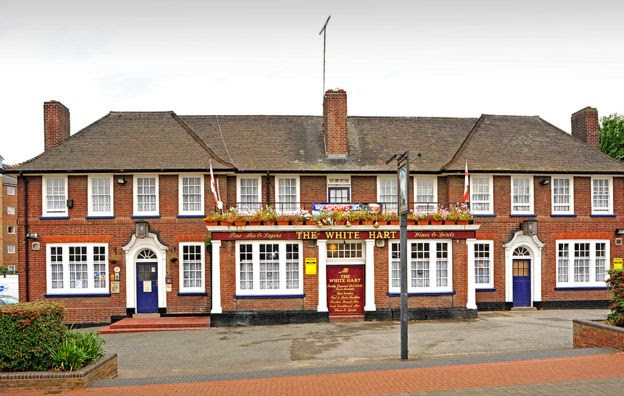 White Hart, Grays, Essex