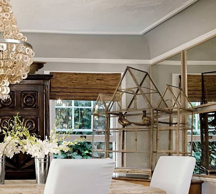 Modern Country Style Modern Country Kitchen Colour Scheme: Modern Country Style: Delicious Dining Room With A Modern