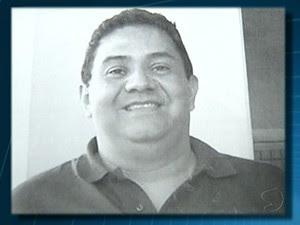 Empresário Paulo Sérgio Jerônimo da Silva, de 46 anos, encontrado morto em Angra dos Reis (Foto: Reprodução/TV Rio Sul)