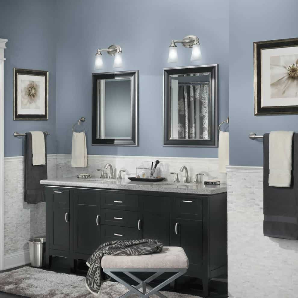 Bathroom Paint Colors That Always Look Fresh and Clean ...