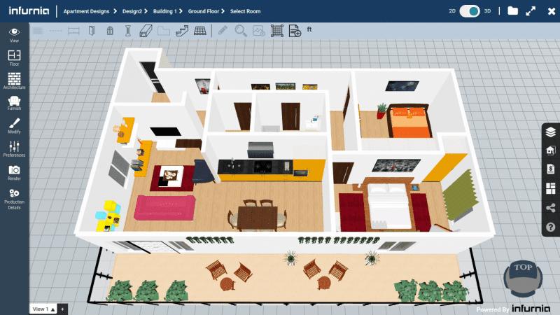 Interior Design Software Tool Ivs School Of Design