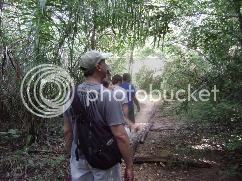 Caminho das cascatas