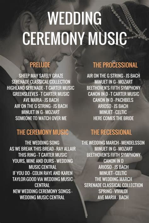 Best 25  Music for weddings ideas on Pinterest   Wedding