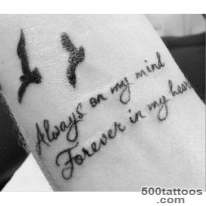 Memory Tattoos Designs Ideas Meanings Images