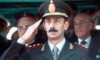 Jorge Rafael Videla, former Argentinian dictator