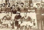 La formazione del campionato 1926/27