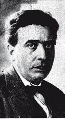 El escultor y pintor José Capuz, autor del monumento a El Greco en Toledo