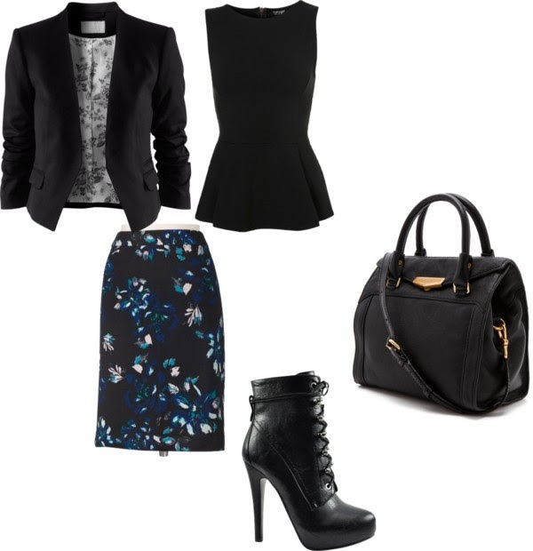 """how to wear floral prints"" by tanyfashionista on Polyvore"