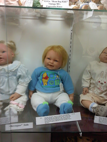 This doll will KILL YOU.