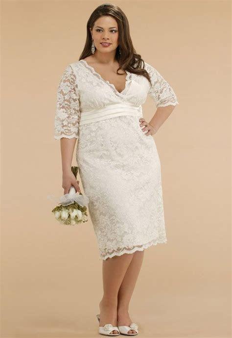 Simple Wedding Dresses With Sleeves   Simple Wedding