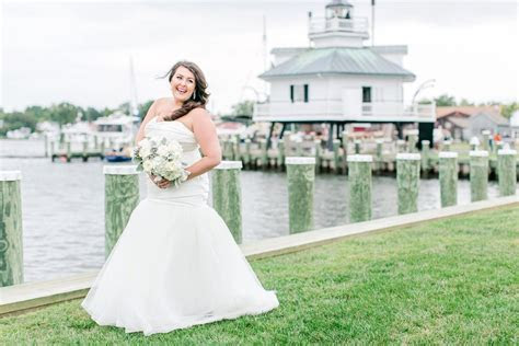 Chesapeake Bay Maritime Museum Wedding   Halie & Mike