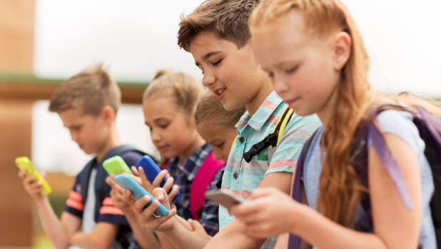 The new French law would ban phone use by pupils in school playgrounds, at break times and anywhere on school premises.