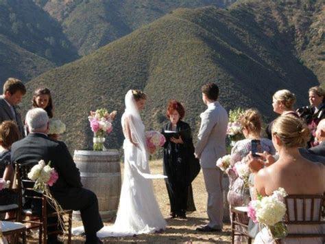 A Central Coast Wedding   Santa Barbara, Ojai & Thousand