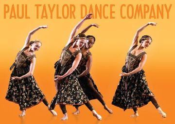 Paul Taylor Dance Company Touring Schedule