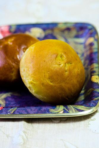 Pumpkin Bread Rolls (1 of 1)