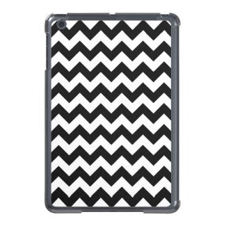 Black and White Zigzag iPad Mini Cases