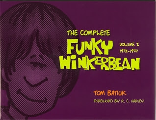The Complete Funky Winkerbean 1972-1974