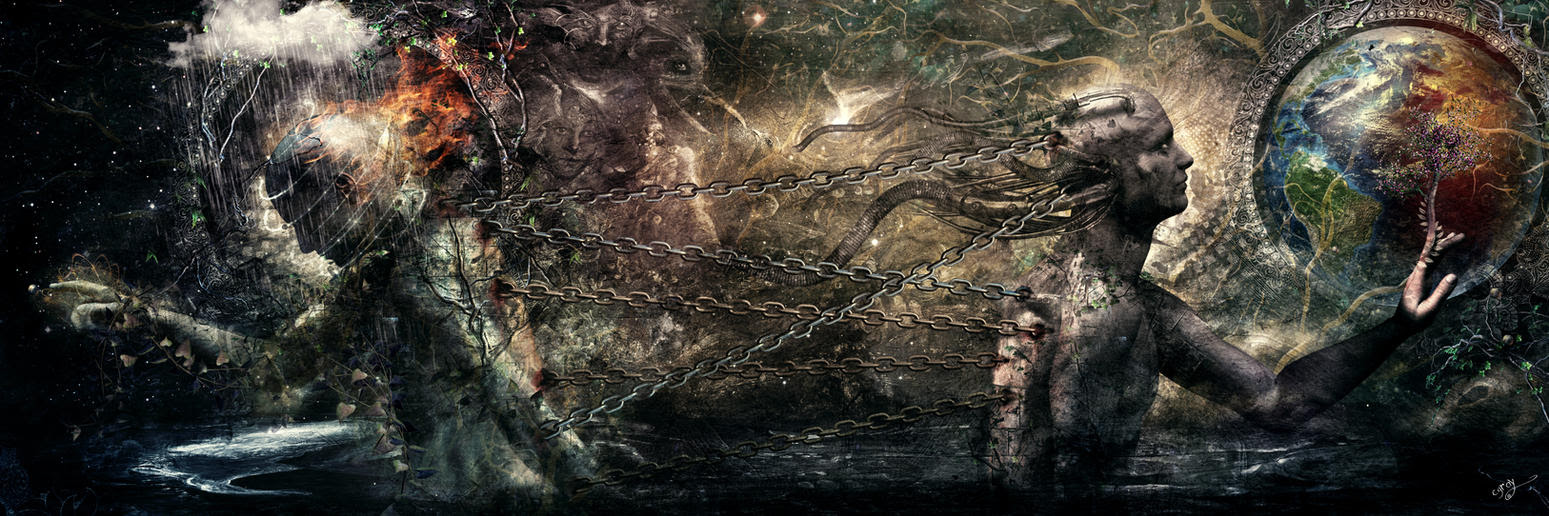 Born of Osiris, Soul Sphere by parablev on DeviantArt