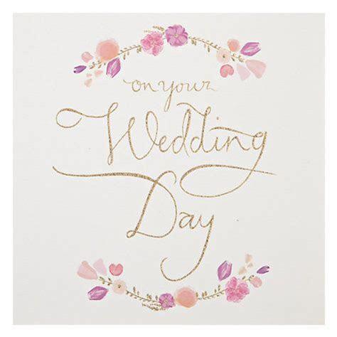 Buy Woodmansterne Wedding Card Online at johnlewis.com