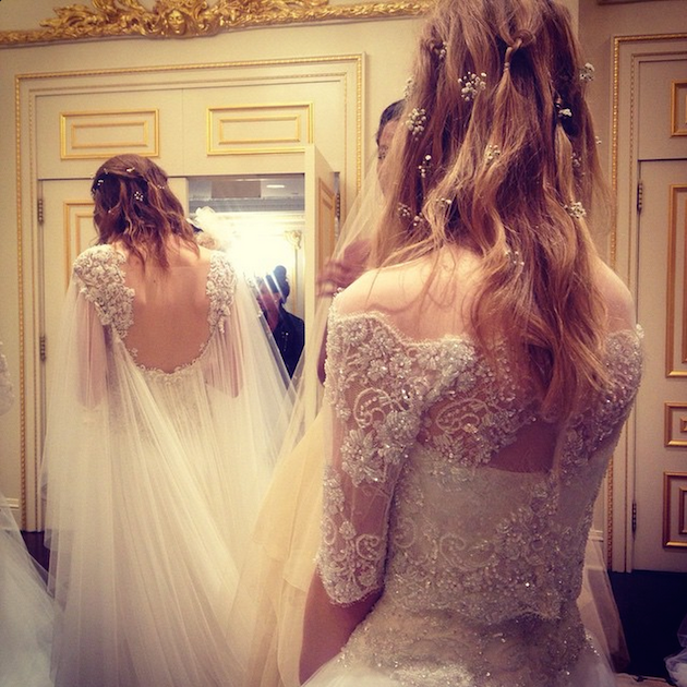 The Best of Bridal Market | Bridal Musings Wedding Blog 19
