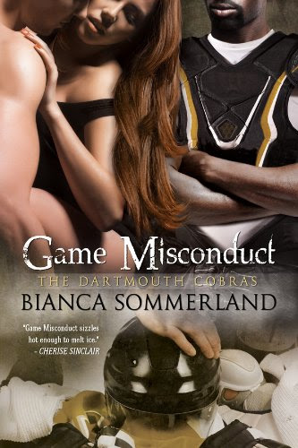 GAME MISCONDUCT (The Dartmouth Cobras) by Bianca Sommerland