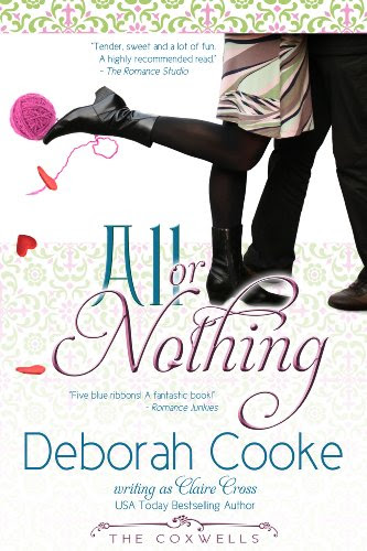 All Or Nothing: Volume 4 (The Coxwells) by Deborah Cooke