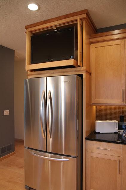Contemporary Kitchen by Design Details