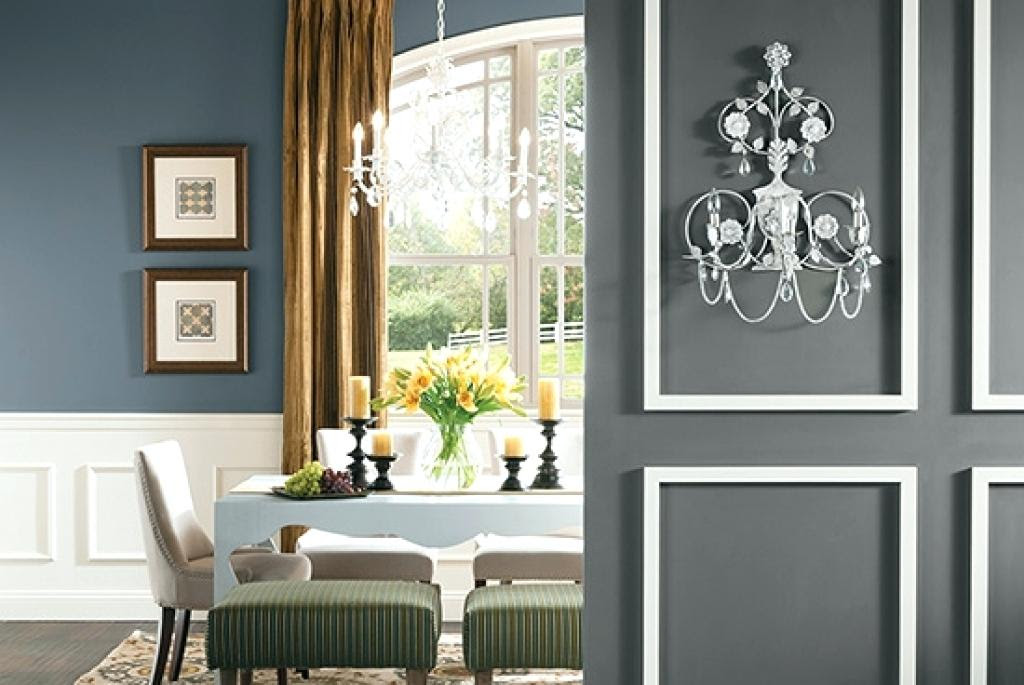 6+ Amazing Dining Room Paint Colors Ideas
