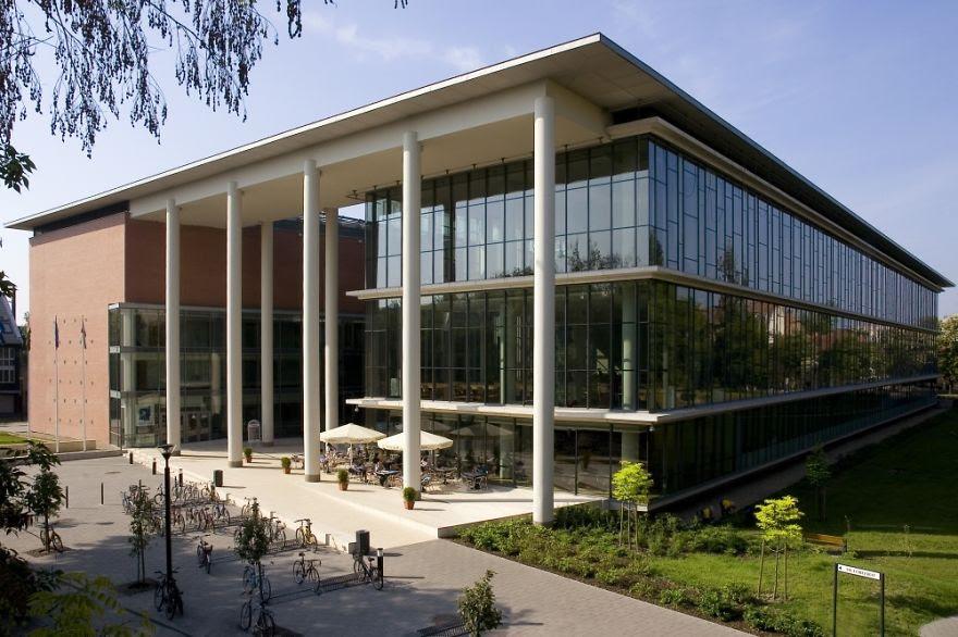 # 50 Szte Klebelsberg Library, Szeged, Hungary
