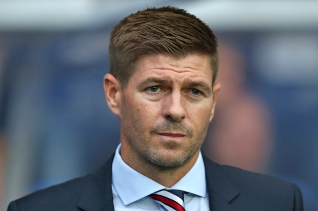 EPL: Steven Gerrard to takeover as Manchester United manager